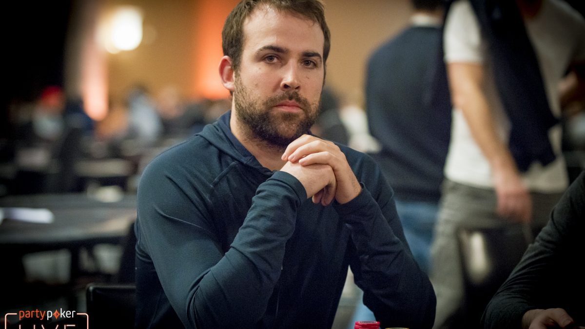 Pascal Lefrancois Wins Action-Packed CPP Super High Roller